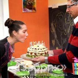 А вот и торт!